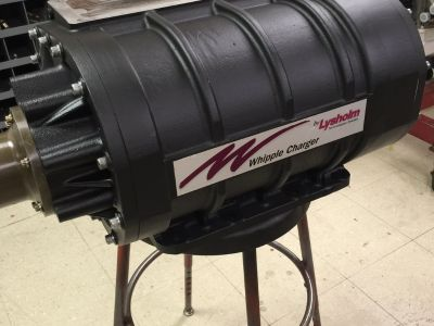 980 Whipple SuperCharger Parts