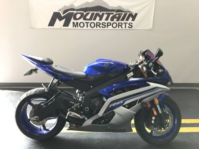 2016 Yamaha YZF-R6 SuperSport Motorcycles Ontario, CA