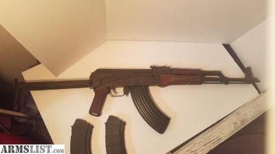 For Sale: CENTURY ARMS POLISH AKMS AK-47