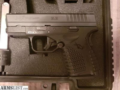 For Sale/Trade: Xds 3.3 45