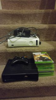 2 xbox 360 with 10+ games