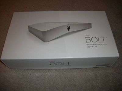New Tivo Bolt with Lifetime service