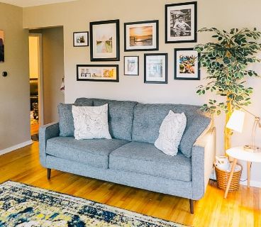 Grey Couch