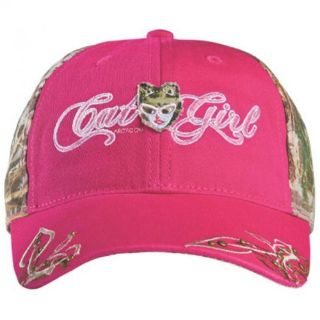 Sell Arctic Cat Women's Studded Cat Girl Cotton Hat Bill Cap - Pink Camo - 5233-135 motorcycle in Sauk Centre, Minnesota, United States, for US $9.99