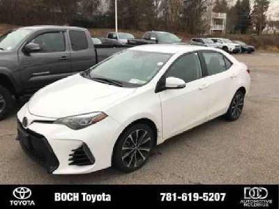 Used 2018 Toyota Corolla CVT (Natl)
