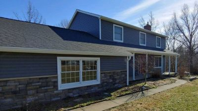 Repairs & New Installs - Roofing, Siding, Gutters & More...