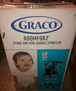 New Graco Room for 2 stand and ride stroller