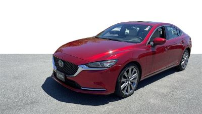 2018 Mazda Mazda6 Signature (Red Crystal)