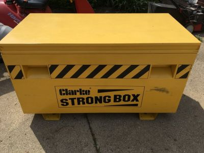 Industrial Strength Storage Box