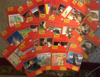 Classroom set of Little Red Readers, 28 total, Sundance Publishing.