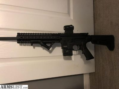 For Sale/Trade: Trade New highly moded mp 15/22