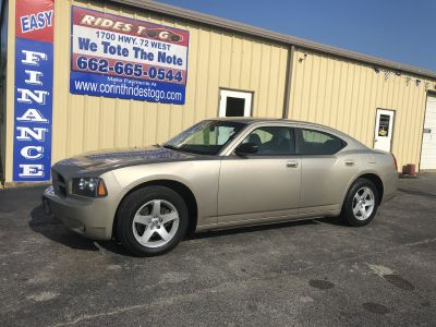 2009 Dodge Charger Police (Gold)