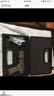 For Trade: walther p22 for smith and wesson mp 22