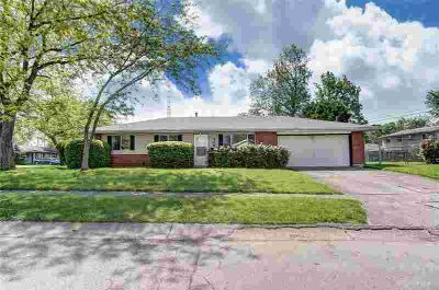 304 Sunset Drive NEW CARLISLE, Nice Brick Ranch in Carlisle