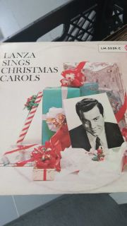 Lanza Christmas music