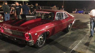 """""""69 Nova Grudge Car"""""""