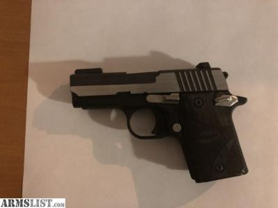 For Sale: Sig Sauer P938 Equinox