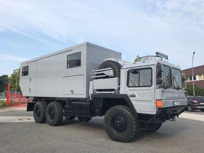 MAN Kat1 A1.1 6x6 super Offroad RV