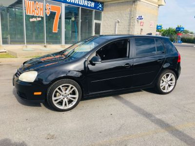 2007 VOLKSWAGEN RABBIT 2.5L 6 SPEED AUTO