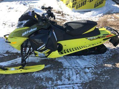 2015 Ski-Doo MX Z X 800R E-TEC E.S., Ripsaw Trail Sport Snowmobiles Weedsport, NY