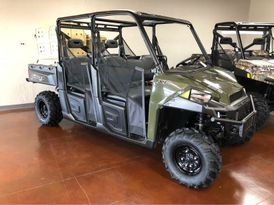 2018 Polaris Ranger Crew XP 900 Side x Side Utility Vehicles Marshall, TX