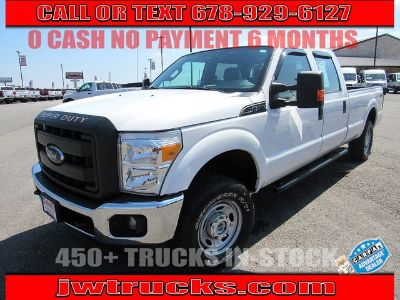 2016 Ford F-250 XL Crew Cab Long Bed