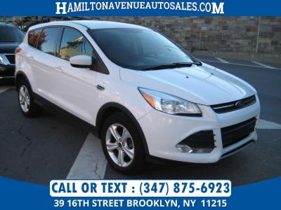 2015 Ford Escape 4WD 4dr SE (White)