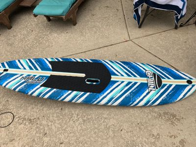 Youth paddle board