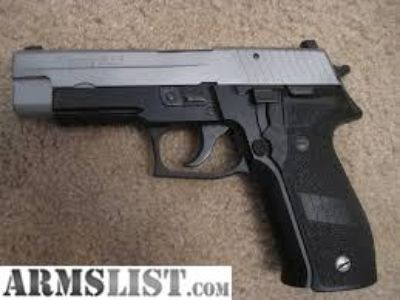 For Sale: SIG SAUER P 226 TAKE GUN IN TRADE