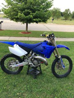 2006 Yamaha 125