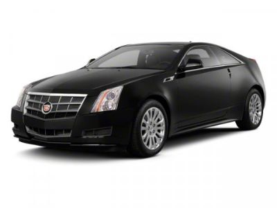2012 Cadillac CTS 3.6L Performance (Black Raven)