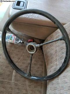 standard 3 spoke wheel