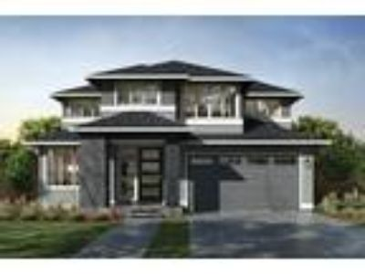 The Vantage by MainVue Homes: Plan to be Built