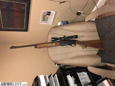 For Sale: Remington 7400