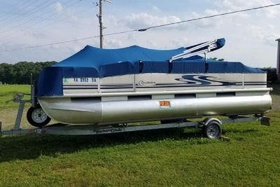 2008 Misty Harbor 2080FS