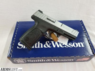 For Sale: Smith and Wesson SD9 VE, 9mm, NIB
