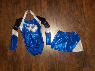 Cheer outfit youth small