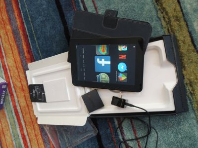 Kindle Fire HD 8.9, excellent condition