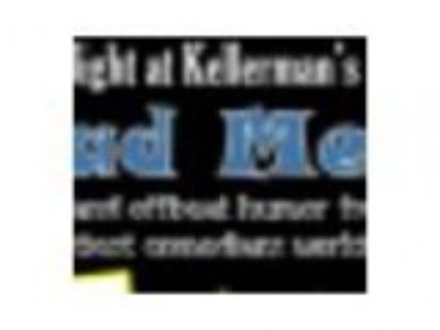 Comedy Night at Kellerman s Presents - Mad Men