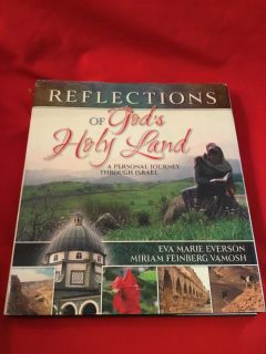 NEW! REFLECTIONS OF GOD's HOLY LAND
