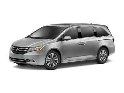 2014 Honda Odyssey Touring (Crystal Black Pearl)