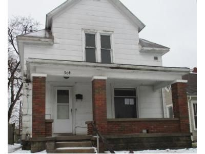 3 Bed 1 Bath Foreclosure Property in Richmond, IN 47374 - S 8th St