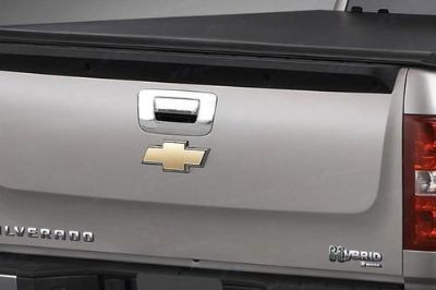 Buy SES Trims TI-TG-153K Chevy Silverado Tailgate Handle Cover Truck Chrome Trim 3M motorcycle in Bowie, Maryland, US, for US $56.00