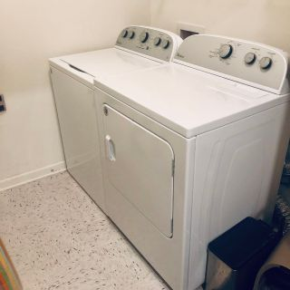 Whirlpool Washer & Dryer Set, EUC!