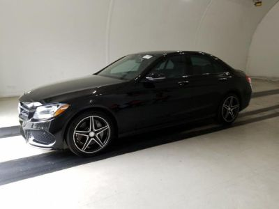 2016 MERCEDES BENZ C300 SPORT AMG PACKAGE / NIGHT PACKAGE / 21K MILES !!!!!!!