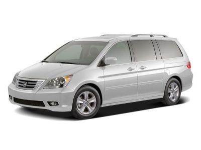 2009 Honda Odyssey Touring (Gray)