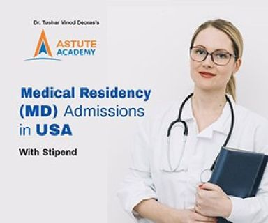 Medical Residency (PG) Program in USA