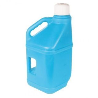 Buy RCI 5 Gallon Utility / Fuel Jug - Square base   Blue motorcycle in Des Moines, Iowa, United States, for US $21.99
