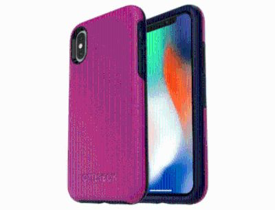 Otterbox symmetry series case for apple iphone x/xs