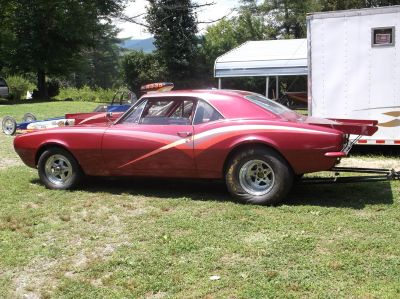 1967 Camaro Street Rod